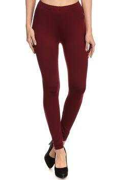 df6128d7c8b3cd Seamless Red Wine Wholesale Leggings White Plum, Buying Wholesale, Red  Wine, Women's Leggings