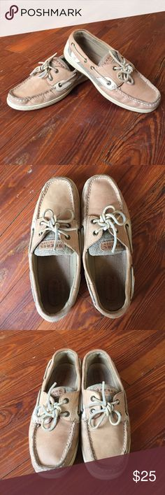 SPERRY Top-Sider Speedy Top-Sider. Some wear. Sperry Top-Sider Shoes Flats & Loafers