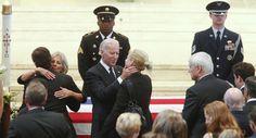 Vice President Joe Biden, in grieving for son Beau, shines as family patriarch Beau Biden, Jill Biden, Obama Vice President, Barack Obama, Jessica Kahawaty, John Mellencamp, Emma Thompson, Amal Clooney, Recent Events