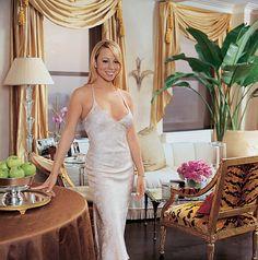 Mariah Carey Apartment Interior Design Ideas by Mario Buatta, Photo Mariah Carey Apartment Interior Design Ideas by Mario Buatta Close up View.