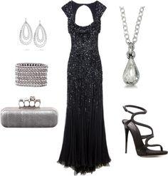For A Black Tie Event Wedding Guestsformal Dresses