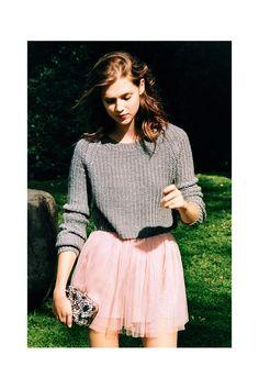 Pins And Needles Tulle Ballerina Skirt #urbanoutfitters