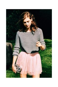 Pins And Needles Tulle Ballerina Skirt #urbanoutfitters