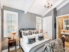 Bedroom French Grey Elegant