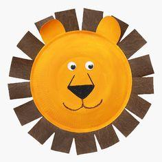Paper Plate Lion craft // Check out this site for tons of animal crafts that would go great at a Zoo themed party! Zoo Crafts, Paper Plate Crafts For Kids, Bible Crafts, Fun Crafts For Kids, Toddler Crafts, Art For Kids, Arts And Crafts, Paper Crafts, Diy Paper