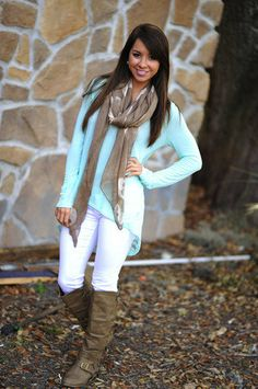 Shes Simply Amazing Top: Mint   Hopes
