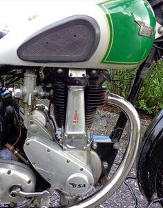 1952 BSA b31