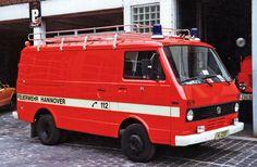 Volkswagen LT 35 Stolle RW-T '1981