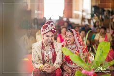 Trinidad Hindu Wedding Ceremony, Dulahin Dulaha