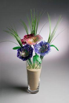Glass flowers: