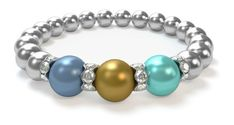 Design a Mothers Bracelet in 3 easy steps. Choose from 12 birthstone colors… Mothers Bracelet, Mother In Law Gifts, Swarovski Pearls, Rhinestones, Bracelet Designs, Swagg, Pandora Charms, Making Ideas, Jewelery