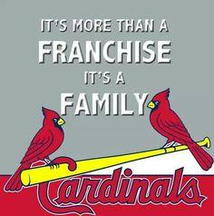 St. Louis Cardinals family