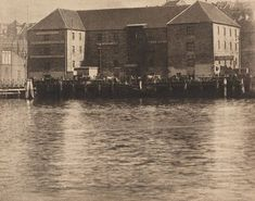 1908 - Old Bond Store, Sydney Harbour