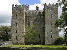 Castillo de Bunratty, 1425. Irlanda.