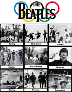 The Beatles Olympics by whisper1236 on deviantART