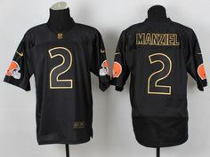 Buy Nike Browns 2 Manziel Black Elite 2014 Pro Gold Lettering Fashion Jerseys Hot from Reliable Nike Browns 2 Manziel Black Elite 2014 Pro Gold Lettering Fashion Jerseys Hot suppliers. Jersey Nike, Johnny Manziel, Deshaun Watson, Nfl Cleveland Browns, Richard Sherman, Nike Brown, Nfl Shop, Nike Nfl, Nfl Jerseys
