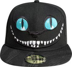 Alice In Wonderland Cheshire Cat hats   www.polyvore.com