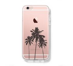 Buy this super cute palm tree case at: https://www.acycshop.com/collections/stylish-landscape-iphone-6-clear-case/products/palm-tree-iphone-6s-clear-case-iphone-6-plus-cover-iphone-5s-5-5c-transparent-case-galaxy-s6-edge-s6-s5-case