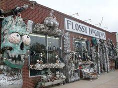 Flossy McGrew's - costume & vintage store on Broadway in Denver
