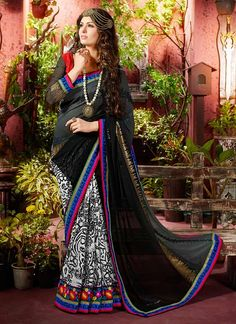 Visit at:- http://www.sareebuzz.com/sarees/flawless-art-silk-multicolor-embroidery-work-saree-3233  Flawless Art Silk Multicolor Embroidery Work Saree  Occasion : Festival Reception  Color : Multi Colour  Fabric : Art Silk  Work : Embroidered Patch Border  ITEM CODE: 3233  For Any Inquiry Or Query, Contact :- +91 9974 111 222