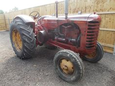 massey harris tractor 55 in Business, Office & Industrial, Agriculture/Farming, Tractors | eBay!