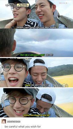 Daehyun and Jongup - BAP