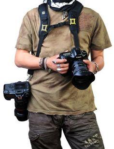 Rainbowimaging Qucik Release Dual-shoulder Camera Neck Strap for Canon Nikon Olympus Pentax Panasonic Sony Dslr + Lens - Black by Rainbow, http://www.amazon.com/dp/B00508ZURU/ref=cm_sw_r_pi_dp_5LNPqb0JEW8SY