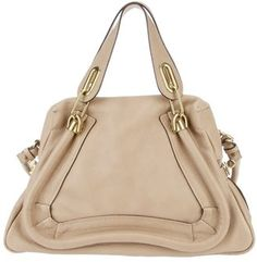 Chlo structured tote Chloé