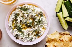 This Is a Yogurt Dip Recipe You'll Want to Tell Strangers About