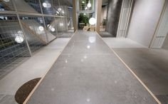 Arcana Tiles at Cevisama 2016 | Arcana Ceramica | #event #cevisama #inspiration #tiles Tiles, Sidewalk, Inspiration, Home, Room Tiles, Biblical Inspiration, Tile, Side Walkway, Ad Home