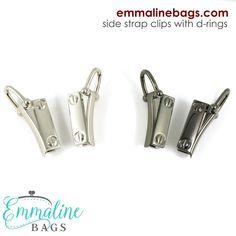 Faux Leather Wristlet Strap with Snap Hook Brass Antique Handbag Purse Supplies
