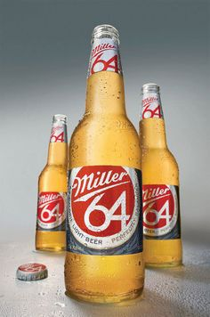 MillerCoors, the company that popularized the light and super- light beer categories, is bringing a new look, name and personality to beer drinkers this spring. The national re-launch of Miller64 – designed by Chicago based agency Soulsight – will be supported with new television, radio, digital and out-of-home advertising.