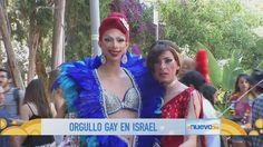 Desde Israel, Aurelio Manzano te trae detalles del desfile del orgullo gay (VIDEO)