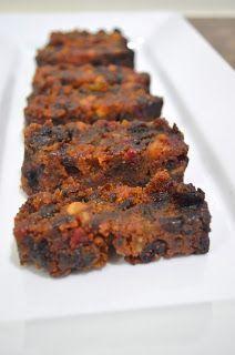 My.Vanilla.Sprinkles: Spicy Christmas Cake (Sri Lankan Sugee Fruit cake)Vake - Recipe from Charmaine Solomon