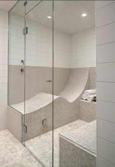I need a contoured bench in my shower. Houzz.com