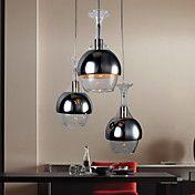 modern medál fény 3 lámpa – EUR € 197.99