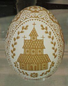 . by bobosh_t, via Flickr Egg Crafts, Easter Crafts, Egg Pictures, Carved Eggs, Easter Egg Designs, Brown Eggs, Ukrainian Easter Eggs, Painted Shells, Faberge Eggs