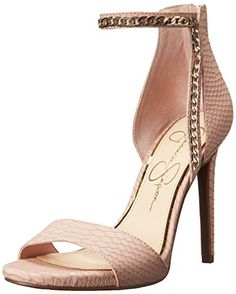 fe310ebf4027 Jessica Simpson Redith Dress Pump in Dusty Rose - http   www.womansindex