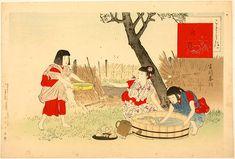 Shuntei Miyagawa (1873-1914)