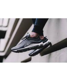 watch 2a952 f7842 Nike Air Max 97 Ultra Black Trainer