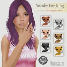 Sneaky Fox Ring AD | Flickr - Photo Sharing!