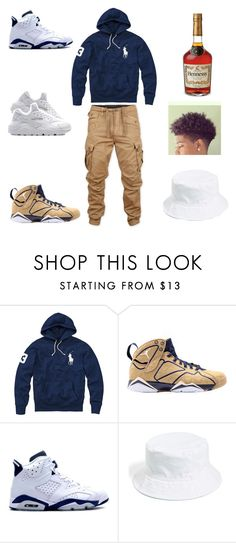 """""""Untitled #150"""" by aleisharodriguez ❤ liked on Polyvore featuring Polo Ralph Lauren, G-Star Raw, Retrò, Amici Accessories, Thot, men's fashion and menswear"""