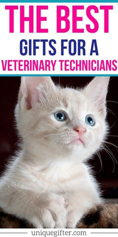 Is there a vet tech that makes the world better at the animal hospital? Say thanks with these gift ideas for veterinary technicians! Vet Tech Gifts, Unique Gifts, Best Gifts, Buy Candles, Cat Tags, Anniversary Gifts For Him, Veterinary Technician, Activity Days, Dog Shirt