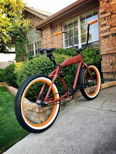 Cool fat tire #bicycle
