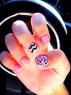 Gel nails! Love!!