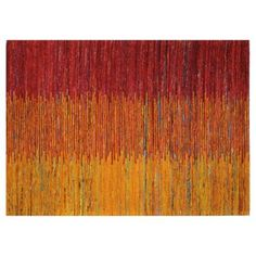Check out this item at One Kings Lane! Le Port Rug, Sunset