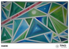 The different facets from a diamond are like lots of different art pieces.  Each one express something special and has been shaped passionately.   #art #painting #diamond #perfection #passion http://www.facebook.com/TinodenWeiss