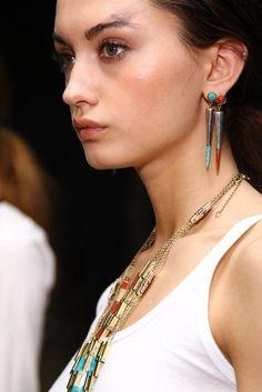 Pamela Love Fall 2012 {via Fashionologie|10 Feb 2012 }