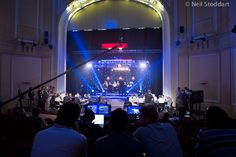 Player stage at EPT San Remo