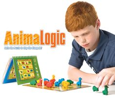 AnimaLogic by Fat Brain Toy Co. - $24.95 (age 5)